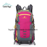 Wholesale Unisex Travel Water Resistant Mountain Hiking Backpack