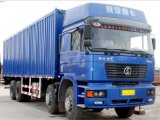 Shacman Cargo Lorry 20tons 290HP Truck