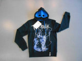 Mens Fashion Cotton Print Hoody