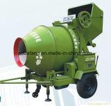 Jzc 350 Liter Concrete Mixer/Trailer Mounted Concrete Mixer