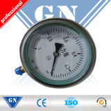 High Pressure Gauge with Alarm
