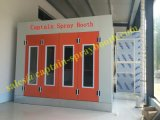 Gas Burner Spray Booth/Dry Oven/Paint Chamber CE Certificate