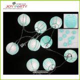 3 Inch Paper Lantern String Fairy Light