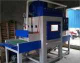 Mobile Phone Shell / Aluminum Plate Automatic Conveyor Sandblasting Machine