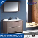 High Quality Melamine Floor Standing Bathroom Vanity