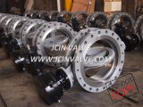 Flange Type Butterfly Valve with DIN/GOST/API/Wcb