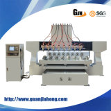 Customized 4 Axis CNC Router Engraving Machine