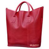 Fashion Leather Handbag Shoulder Bag Women Messenger Bag (MH-6064)