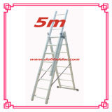 3 Section Extension Ladder / Aluminum Combination Step Ladder