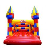 Commercial Inflatable Castle, CE Inflatable Spit House; Cheap Castle B1173