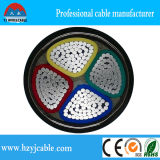 50mm, 70mm, 120mm, 150mm Copper Conductor Multicore XLPE Insulated Armoured Yjv Yjlv VV Vlv Power Cable