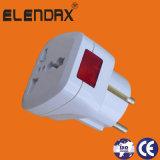European Style Travel Power Adaptor (P7030)