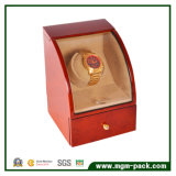 Automatic Rotation Storage Display Wooden Watch Winder