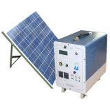 Home Use Solar Power System with Solar Panel