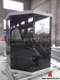 Black Granite Cemetery Columbarium Stone Columbaria