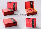OEM Hard Cardboard Tea Packaging Box and Tea Paper Bag