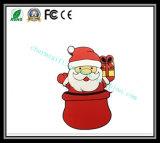 Christmas PVC USB Flash Disk-45