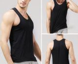 Hot Sale Custom Spandex and Cotton Slim Fit Vest