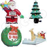 Inflatable Christmas Wreath, Inflatable Christmas Tree