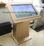 42 Inch Bank Table Touch Screen for Checking Information