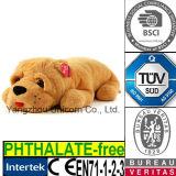 CE Soft Stuffed Animal Kids Plush Toy SHARPEI Dog Pillow