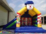 Hot Sale Clown Inflatable Bouncer Castle Combo