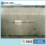 Beautiful Marble Color Quartz Stone Solid Surface for Vanity Top/ Table Top/ Counter Top/ Building Materials