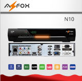 Multicas 6000 Channels N10s Satellite Decoder for Bolivia