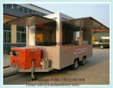 Mobile Food Kiosk Catering Trailer