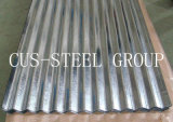 0.13-1.5mm Corrugated Metal Roof Tiles/Galvanized Corrugated Sheet