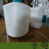 Polyester Spun Yarn / Spun Polyester Yarn Ne30/1s