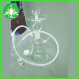 Russian LED Hookah Glass Smoking Water Hookahs E Hookan