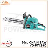 Powertec High Power 6000 Gas Chain Saw (YD-PT12-60)