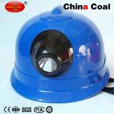 Slh-Ljx-12X En397 CE Standard ABS Material Miner Safety Helmet