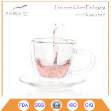 80ml Custom Printed Tea Cups and Saucers
