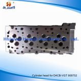 Engine Parts Cylinder Head for Hyundai/KIA/Mitsubishi D4CB-Vgt 22100-4A210 908752