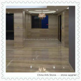 New Italy Wooden Marble Tiles Project