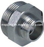 Screw Fittings in Brass for Multilayer Pipes (M-2) Double Male Straight