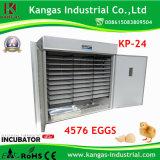 Automatic Egg Incubator (setter & hatcher)
