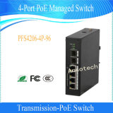 Dahua 4-Port Poe Managed Switch (PFS4206-4P-96)