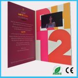 LCD Greeting Card for Advertising for Best Sale