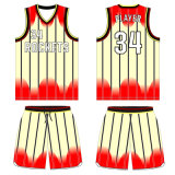 Custom Men Sublimation Basketball Jersey for Teams