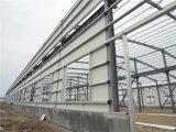 Good Insulation Steel Structure Workshop (ZY170)