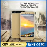 5.25inch Mtk Quadcore 4G GSM Smart Phone Android Cell Phone