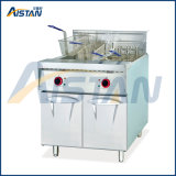 Df26-2 Factory Price Vertical Restaurant Used Electric Deep Fryer