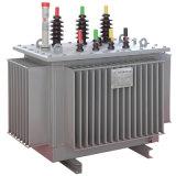 12.5mva Kv 3 Phase Oil Immersed Power Transformer 30kv 33kv 35kv 38.5kv