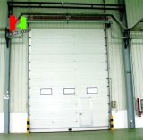 Economic Hard Garage Door Aluminum Roll up (Hz-HS0228)