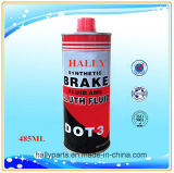 High Dry Boiling Point Heavy-Duty Brake Oil DOT3 and DOT4