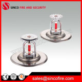 Dn15 Pendent Fire Sprinkler with Escutcheon Plate