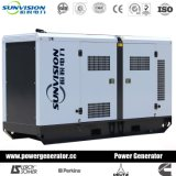 200kVA 60Hz Super Silent Generator Set with Perkins Enigne